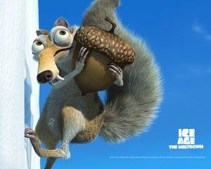 &quot&#x3B; Scrat &quot&#x3B;  L'écureuil de l'âge de glace