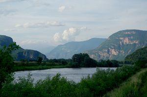 italie: lac de Garde