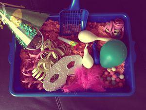 8. Bac sensoriel: le Carnaval (mars 2014)
