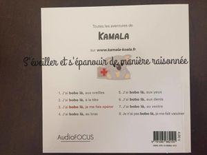 Les aventures de Kamala ou comment aborder le thème des soins médicaux (collection J'ai bobo là)