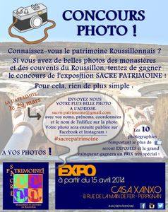 CONCOURS PHOTO!