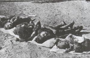 enfants européens massacrés par le FLN
