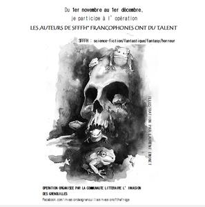 Les auteurs de SFFFH français ont du talent