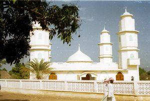 Fougoumba, capitale religieuse du Fouta théocratique