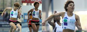 Cali : Estelle en finale des mondiaux sur le 200 m. !