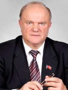 Guenaddi Ziouganov