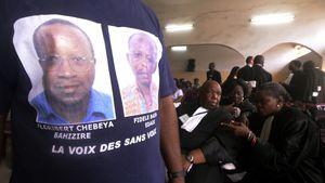 RDC: nouveau recours de la famille Chebeya