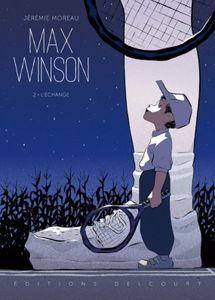 Max Winston Tome 2 : l'échange une bd tennis