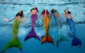 Fitness Sirène pour vos vacances d'été