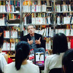 Un week-end pour deux rencontres avec l'écrivain Patrick Lapeyre