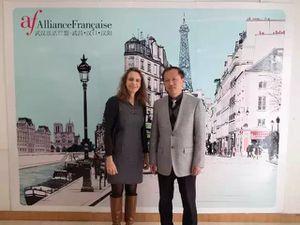 Nouveau Partenariat Alliance française de Wuhan-Ligong 与理工大学合作进入新阶段