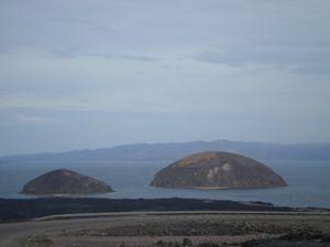 Sur la route des volcans ...