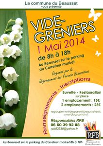 Vide greniers complet!!!!