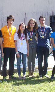 UNSS - Collégiens et lycéens champions