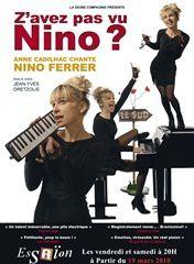 Z'avez pas vu Nino ?