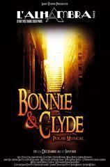 Bonnie &amp&#x3B; Clyde, le polar musical
