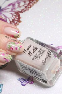 Mani mask Barry M...Un trésor de chez Whats your nail