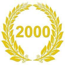 Jeu-Concours pour fêter les 2000 membres FB