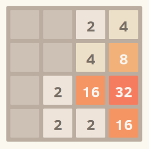 2048: Jeu en apparence simple mais addictif !