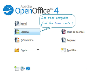 Open Office 4 (Atelier 2)