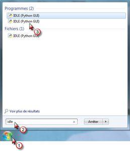 Python, votre Coach pour la programmation orientée objet (5/350): Atelier2