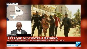 Attaque de l'hôtel Radisson à Bamako