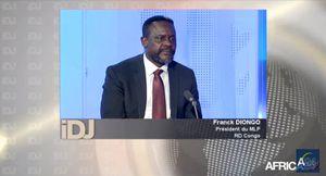 Franck DIONGO, Président du MLP