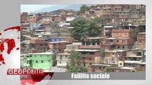 Vénézuela: faillite d'une révolution?