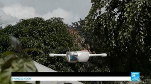 Drones : les nouveaux secouristes