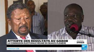 Ali Bongo Ondimba réelu