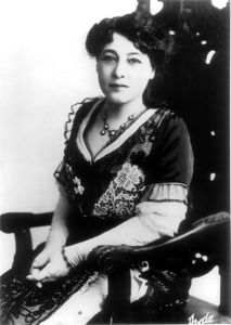 Alice Guy-Blaché  - Source: wikimedia.org