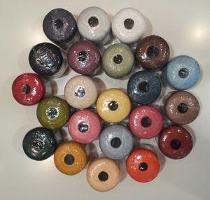 De nouveaux coloris de coton fin