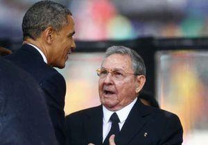 Rapprochement historique entre Cuba et les Etats-Unis