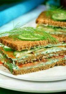 Mon régime sandwich
