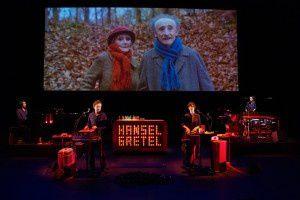 HANSEL ET GRETEL au théâtre Le Rayon Vert le 17/04/2015 à 19:30