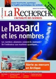 Art. La Recherche : Jeanne Siaud-Facchin : « Un QI élevé peut cacher une fragilité »
