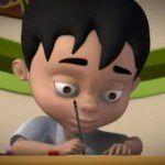 Film d'animation sur les signes des troubles des apprentissages