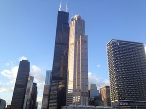 Tallest building of Chicago