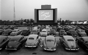 Le drive in