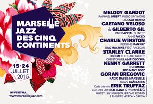 Marseille Jazz des 5 continents