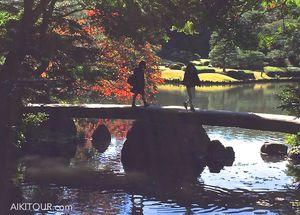 Voyage aïkido au Japon automne 2015