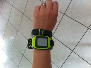 Montre Tomtom GPS Multisport: Test