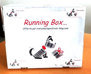 Mais qu'est-ce qu'il y a dans la Running Box?