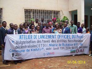 JPDDH produit des spots éducatifs sur le civisme fiscal et la redévabilité