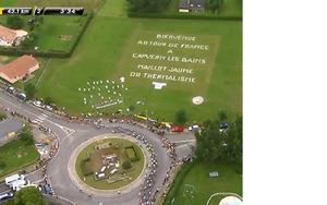 Tour de France 2016 à Capvern