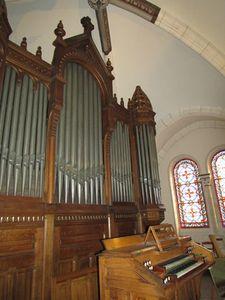 Découvrir l'orgue à l'heure du marché