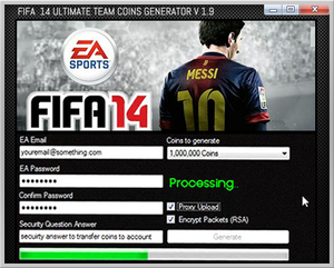 Fifa 14 Coins Generator really arises by newest Changes plus Developments