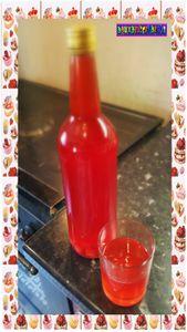 Rhum aux fraises tagada :