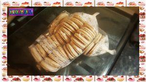 Macarons au pain d'épices :