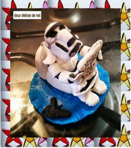 Storm Trooper en fimo :